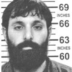 Sal Pane's mugshot from 2009 after being pulled over for drunk driving and claiming to be on the staff of the Nassau County DA's office