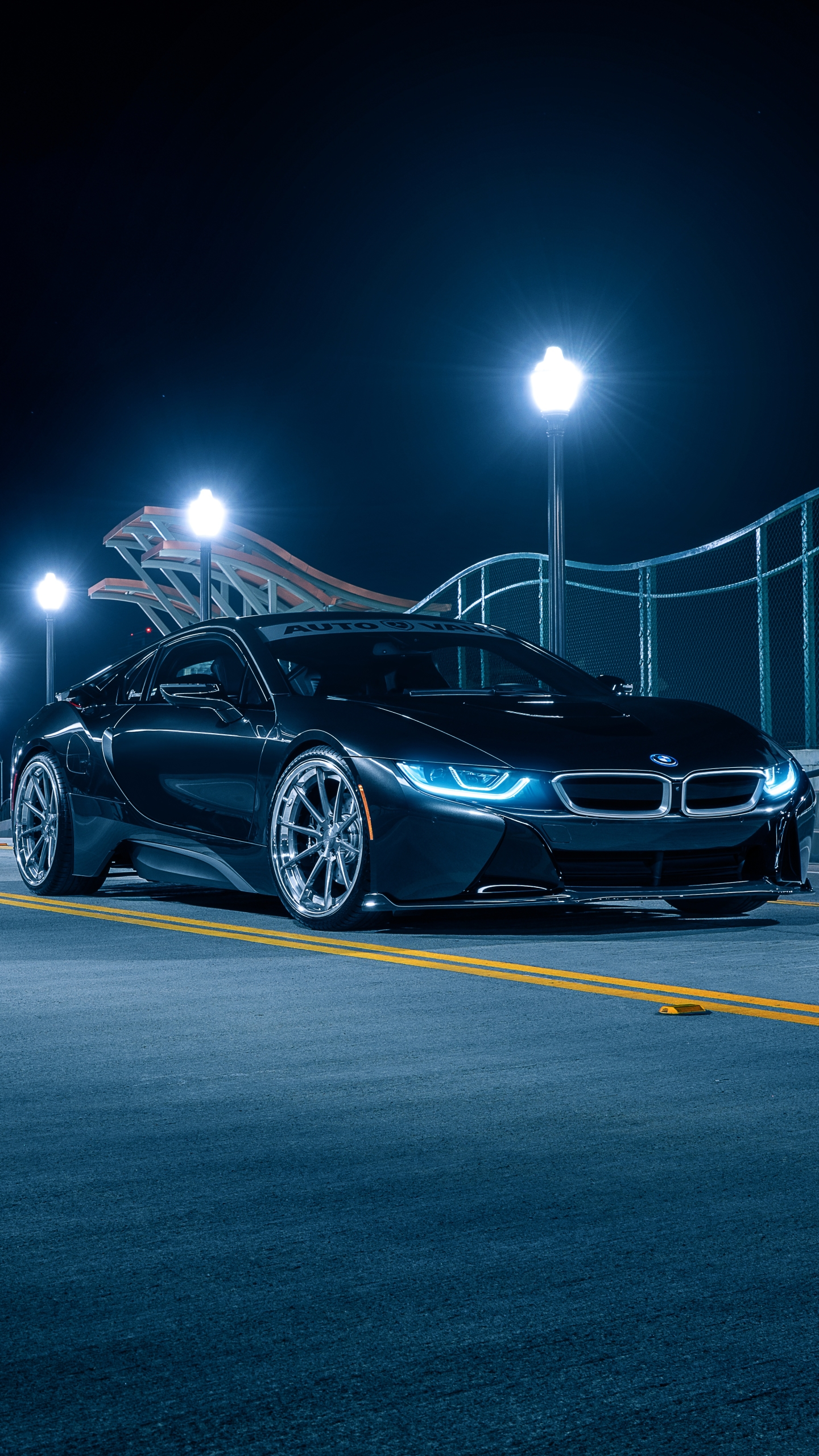 Vehicles BMW I8 1080x1920 Mobile Wallpaper