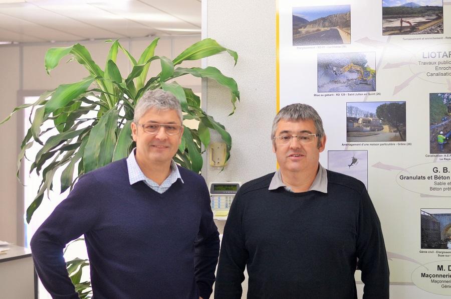 Hervé et Jean-luc Liotard