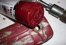 Tremclad wild raspberry paint is very close to the original MGB maroon