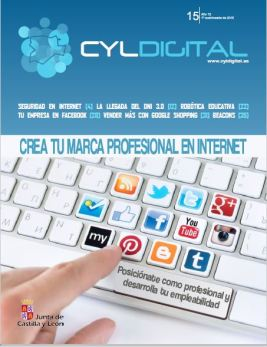 Trabajos MGo contenidos & marketing.Revista CyL Digital 15