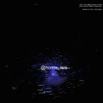 Social Media Analysis - Detail of one particular cluster