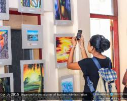 Department of Business Administration chala Ruu 2015 art exhibition (33)