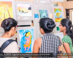 Department of Business Administration chala Ruu 2015 art exhibition (51)