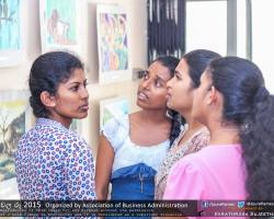 Department of Business Administration chala Ruu 2015 art exhibition (60)