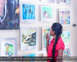 Department of Business Administration chala Ruu 2015 art exhibition (81)