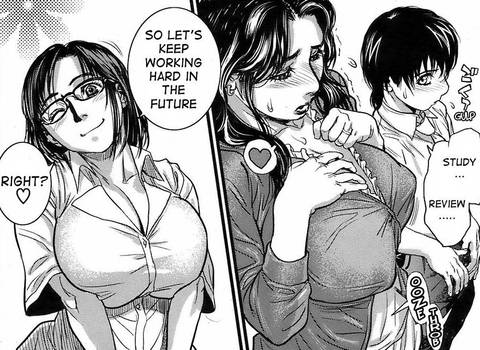 hentai milf incest