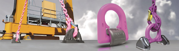 RUD Chains offshore lifting applications, heavy duty lifting capabilities 0.6 to 200 tonne