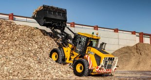 JCB new Mid-Range Wastemaster Loader models offer superior comfort and performance