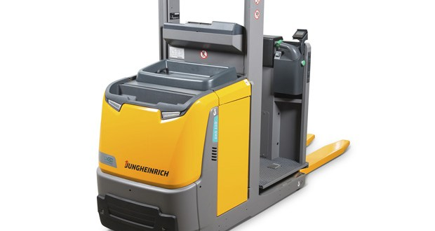 Jungheinrich new vertical order picker packs a bigger punch