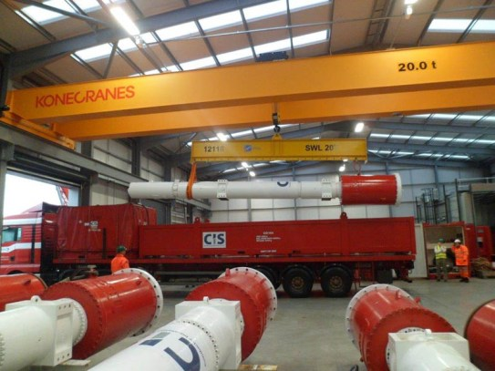 Konecranes helps CIS lift its operational efficiency 1