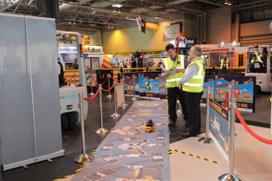 RTITB crowned the winner of its first Lift Truck Instructor of the Year competition at Foodex exhibition at the NEC, Birmingham on 20th April