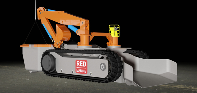 Red Marine develops intelligent engineering solution for Nuclear Decommissioning