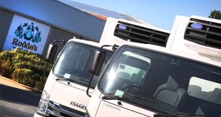 Carrier Transicold Xarios™ 500 units cream of the crop for Rodda's