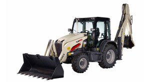 Terex Construction breaks new ground with TLB830 Backhoe Loader launch