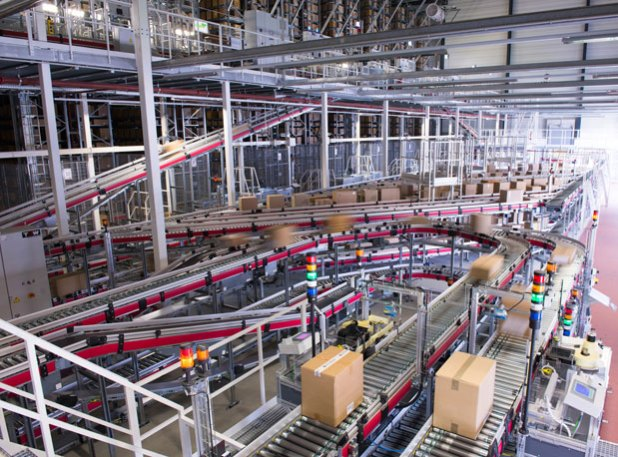Innovative three-storey carton warehouse streamlines picking operation for rapidly expanding Witt Group 1