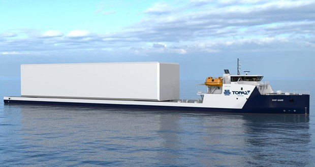 Optimarin wins 15 unit BWT order for Topaz vessels from VARD