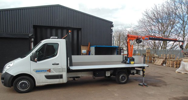 Swarco & Penny Hydraulics lifting highways safety to new heights