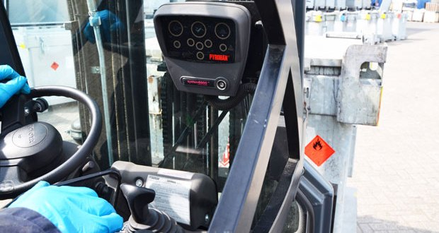 "Forklift ""static"" a focus of new explosion protection standard"