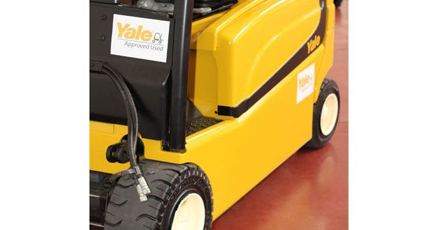 Yale® approved used the way forward