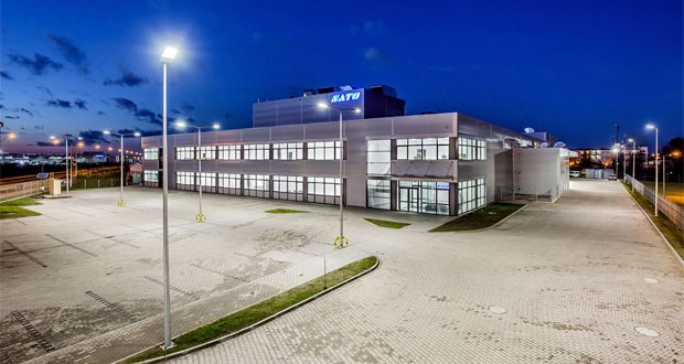 SATO opens new labels plant in western Poland