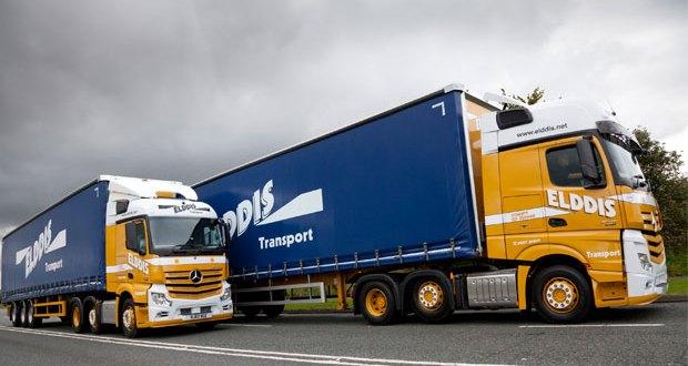 BigChange cost effective trailer tracking optimises Elddis fleet