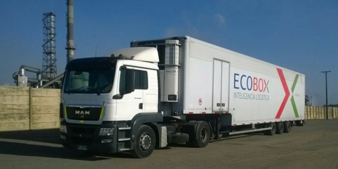 Cartwright global reputation attracts unique double deck trailer order from Chile
