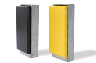 PE Dock Bumpers from Stertil ensure protection and quadruple working life