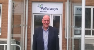 Palletways Oxford looks to future with new general manager
