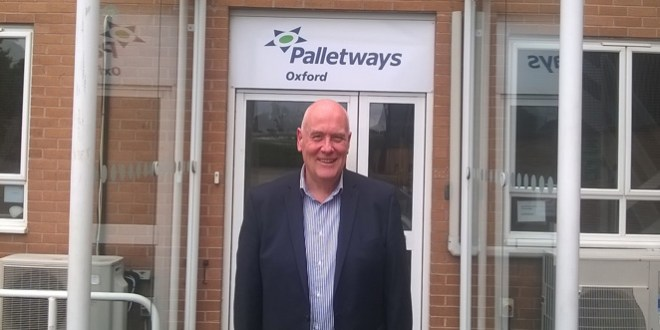 New general manager for Palletways Oxford