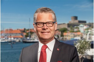 Niclas Martensson assumes the position of CEO at Stena Line