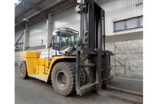 Port of Sunderland upgrades fork lift fleet and reinforcespartnership with Cooper Specialised Handling