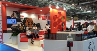 Pyroban provides an education in legislation at IMHX 2016
