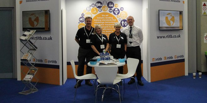 RTITB promotes talent in logistics at IMHX 2016