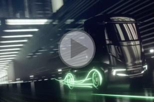 VisionX truck concept leads series of new Bosch CV technologies