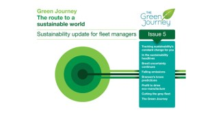 New free e-book The Green Journey helps fleets to meet sustainability challenges