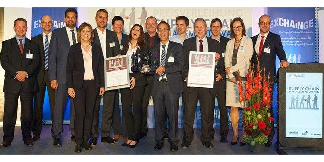 PERI wins Supply Chain Management Award 2016