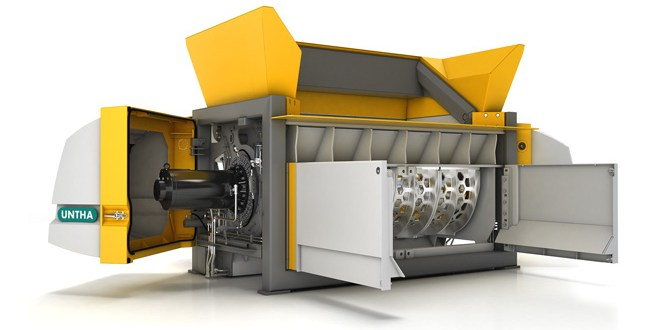 UNTHA optimises WtE production and metal recycling at Turkish paper mill