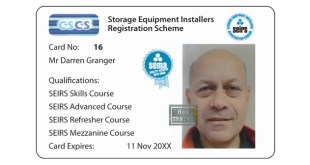 CSCS logo to be displayed on special SEIRS card