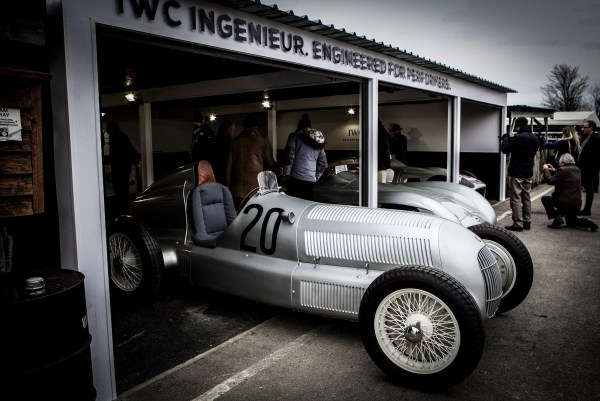 IWC Goodwood Mia Litström