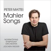 Ejemplar Mahler por Peter Mattei