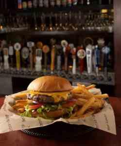 Louie burger