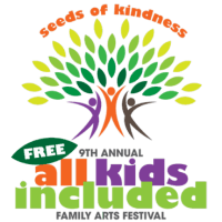 Free All Kids Included Family Festival