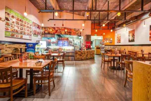 Best South Beach cheap eats - Rice House of Kebab
