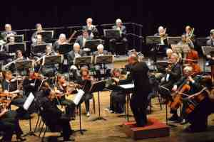Concert by Alhambra Orchestra