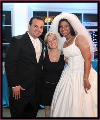 Special couple of Miami Wedding Planner