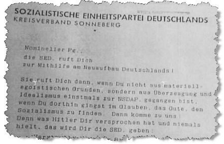 NSDAP-SED