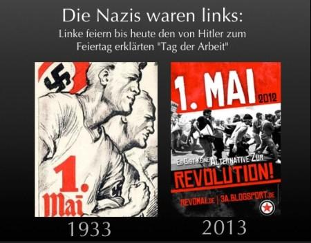Nazis waren links