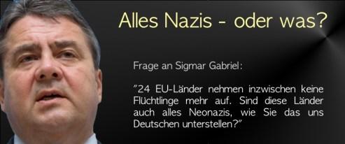 Gabriel- alles Nazis