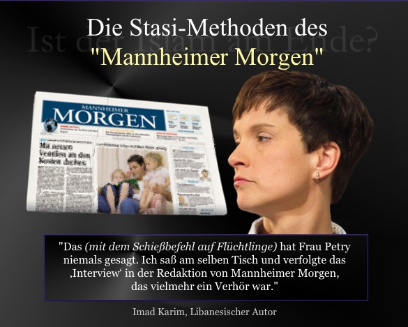 Mannheimer Morgen Stasi2